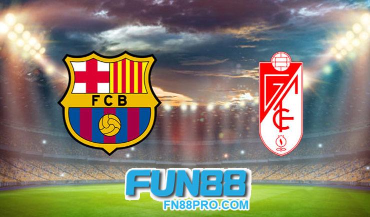 การพนันฟุตบอล Barcelona vs Granada