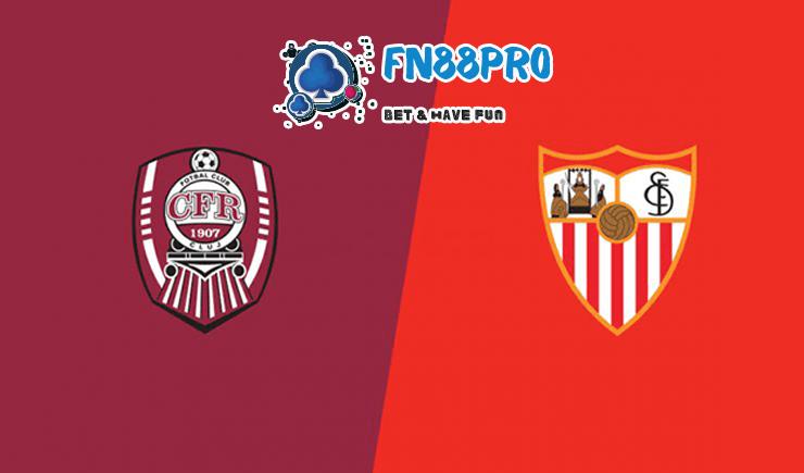 การวิเคราะห์การแข่งขันฟุตบอล CFR Cluj vs Sevilla 21-02-2020