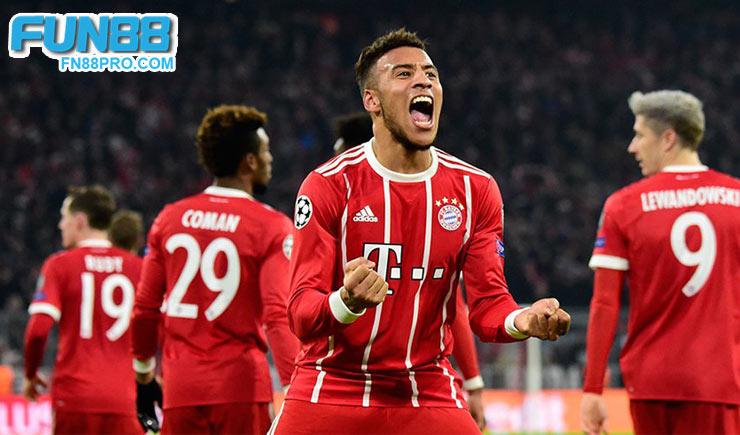 ก ฟุตบอล Munich Bayern Munich vs Hoffenheim