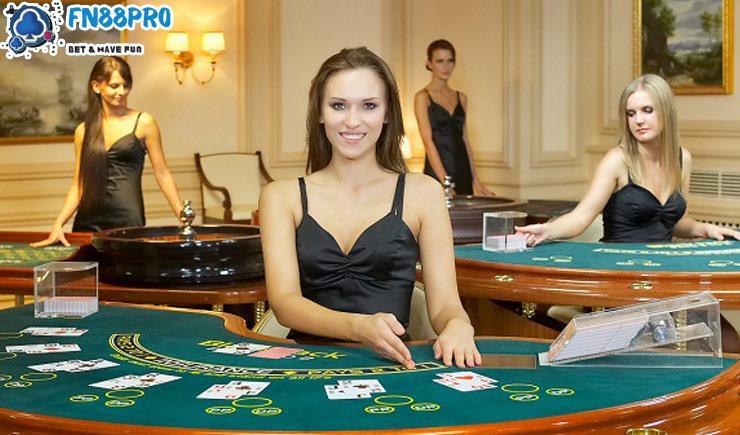 ตัวเลือกเกมที่มีในคาสิโน Genting Casino Online