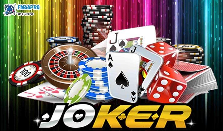 เกมสล็อตโจ๊กเกอร์ ชั้นนำที่รับประกันความสนุกและได้เงินจริง ที่ Fun88