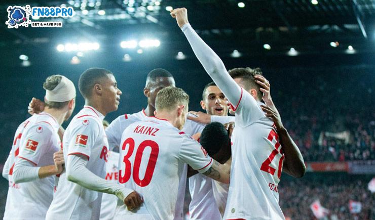 การวิเคราะห์การแข่งขันฟุตบอล Koln กับ FSV Mainz 05 17/05/2020