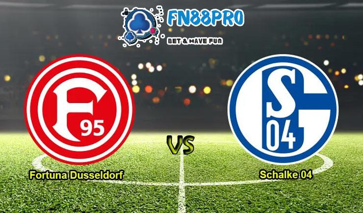 วิเคราะห์ Dusseldorf vs Schalke 04, เวลา 01:30 น. เมื่อ 28/05/2020