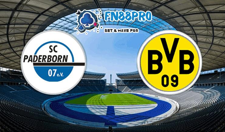 วิเคราะห์ SC Paderborn 07 vs ดอร์ทมุนด์, เวลา 23:00 น. เมื่อ 31/05