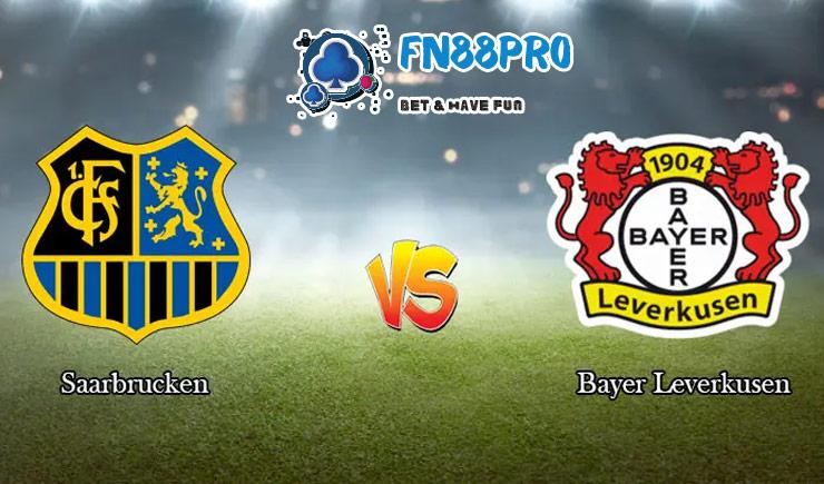 วิเคราะห์ Saarbrucken vs Bayer Leverkusen, เวลา 01:45 น. เมื่อ 10/06