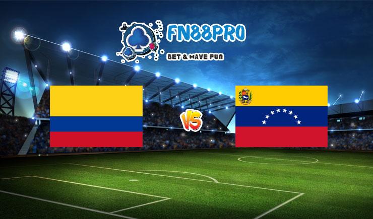 ทาย ผล บอล วัน นี้ Colombia vs Venezuela, 06:30 – 10/10/2020