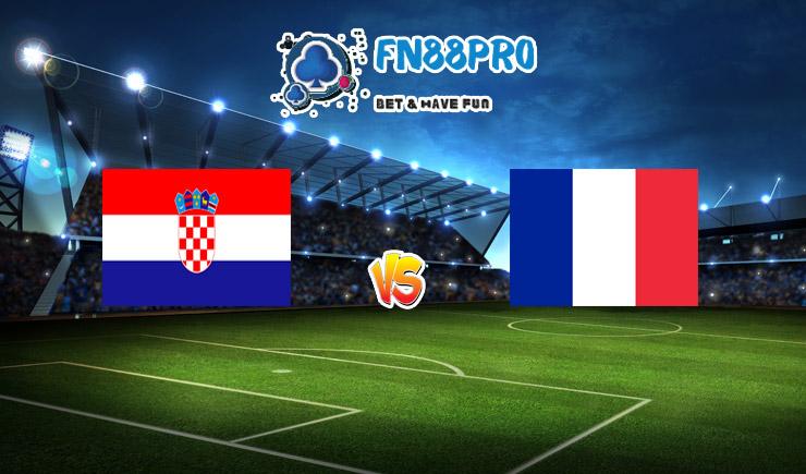 ทาย ผล บอล วัน นี้ Croatia vs France, 01:45 – 15/10/2020