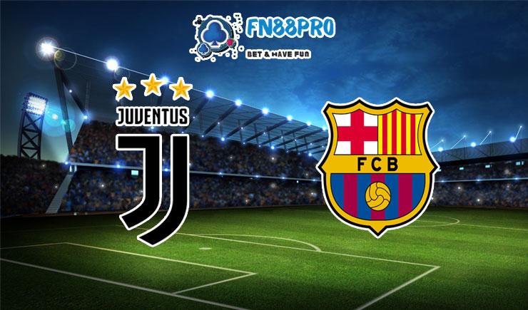 ทาย ผล บอล วัน นี้ Juventus vs Barcelona, 03:00 – 29/10/2020
