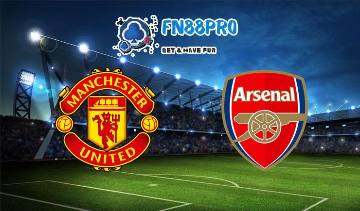 ทาย ผล บอล วัน นี้ Manchester United vs Arsenal, 23:00 – 01/11/2020
