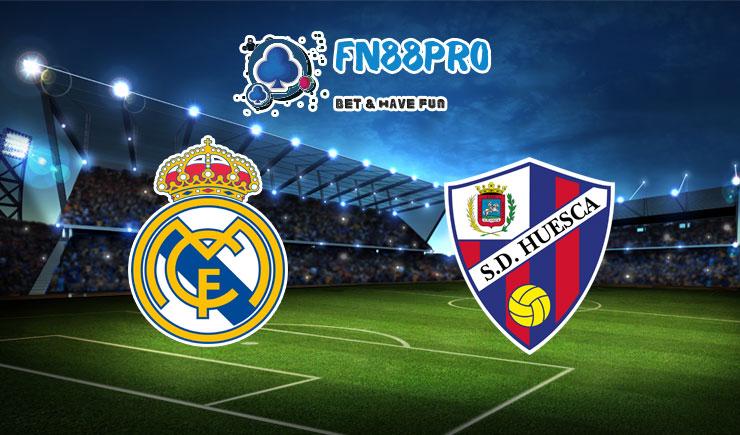 ทาย ผล บอล วัน นี้ Real Madrid vs SD Huesca, 20:00 – 31/10/2020