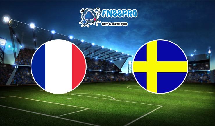 ทาย ผล บอล วัน นี้ France vs Sweden, 02:45 – 18/11/2020
