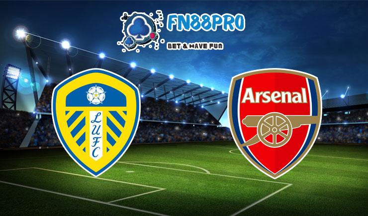 ทาย ผล บอล วัน นี้ Leeds United vs Arsenal, 23:30 – 22/11/2020