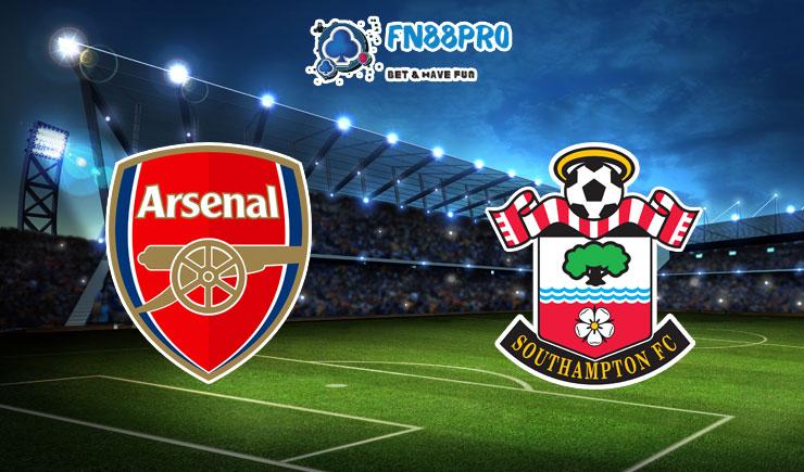ทาย ผล บอล วัน นี้ Arsenal vs Southampton, 01:00 – 17/12/2020