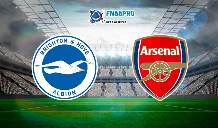 ทาย ผล บอล วัน นี้ Brighton vs Arsenal, 01:00 – 30/12