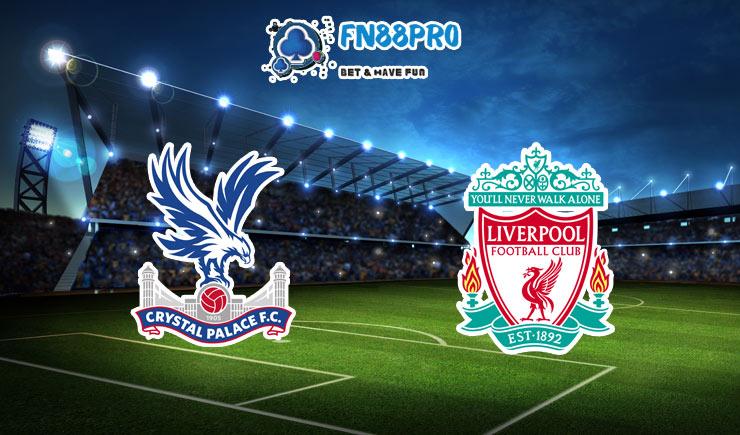 ทาย ผล บอล วัน นี้ Crystal Palace vs Liverpool, 19:30 – 19/12/2020