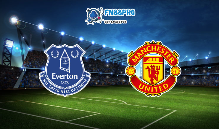 ทาย ผล บอล วัน นี้ Everton vs Manchester United, 03:00 – 24/12/2020