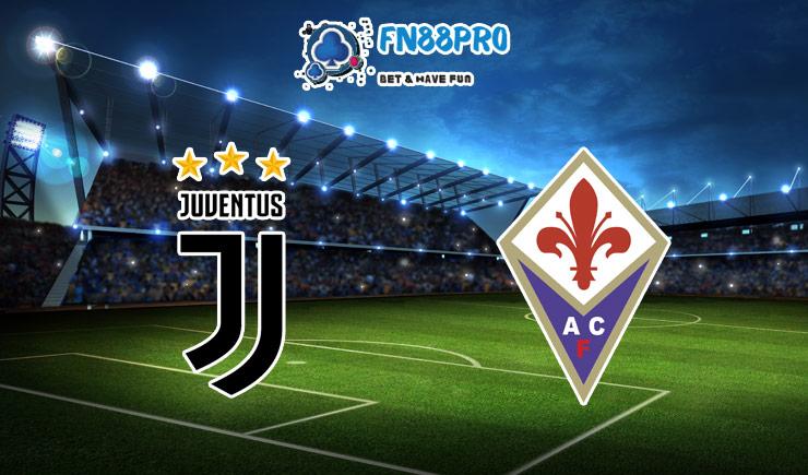 ทาย ผล บอล วัน นี้ Juventus vs Fiorentina, 02:45 – 23/12/2020