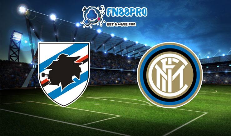 ทาย ผล บอล วัน นี้ Sampdoria vs Inter Milan, 21:00 – 06/01