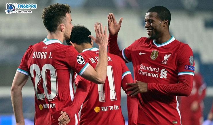 อัตราเดิมพันของการแข่งขัน Aston Villa vs Liverpool, 09/01/2021