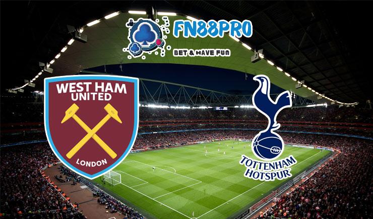 ทาย ผล บอล วัน นี้ West Ham vs Tottenham, 19:00 – 21/02